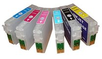 Картриджі для струменевих принтерів